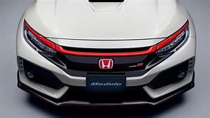 Modulo Honda Civic Type R 2017 Wallpaper HD Car