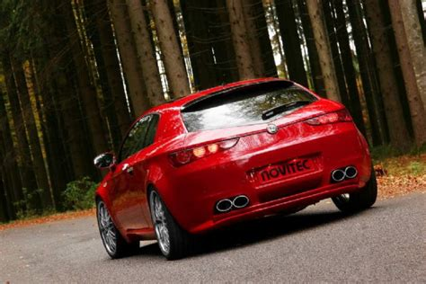 Alfa Romeo Performance Parts by Find The Alfa Romeo Performance Exhaust For Your Alfa