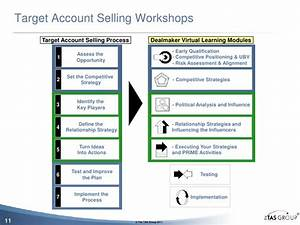 dealmaker suite With target account selling template