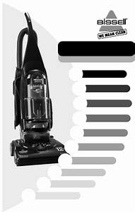 Bissell Vacuum Cleaner 3575 User Guide