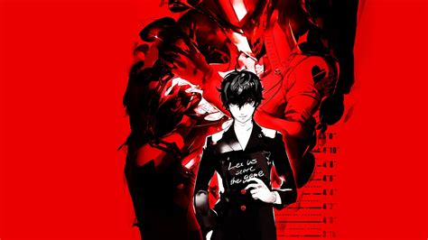 Anime Series Wallpaper - anime series persona 5 wallpapers and images wallpapers