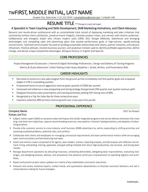 Can Resumes Be 2 Pages by Two Page Resume Here S What The Top Hiring Managers