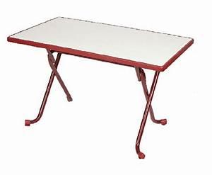 Table Metal Exterieur : 2 mod les partir de ~ Teatrodelosmanantiales.com Idées de Décoration
