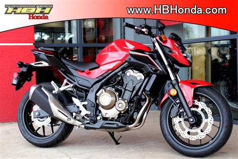 Honda Cb500f Hd Photo by New 2017 Honda Cb500f Abs Motorcycles For Sale In