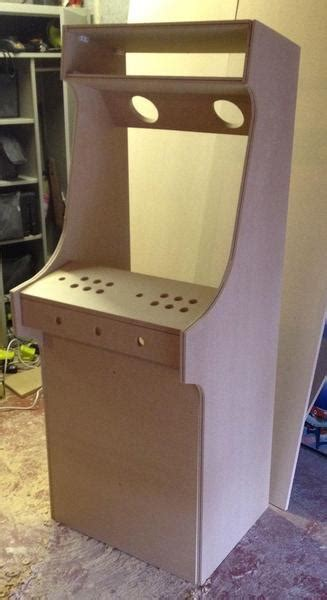 Flatpack Diy Arcade Cabinet Kit In Peterborough Expired