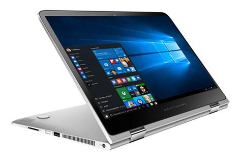 PC portable Hp SPECTRE X360 13-4131NF (4210107)   Darty