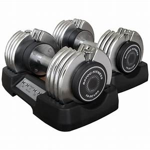 Top Class Adjustable Dumbbell