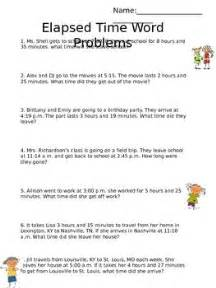 math aids elapsed time free worksheets time word problems worksheets for grade 3 free math worksheets for