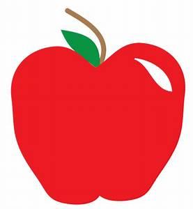 School Apple Clip Art   Clipart Panda - Free Clipart Images