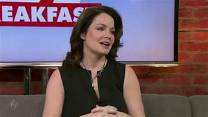 Interview: Erica Durance Promoting SavingHope Season 5 ...