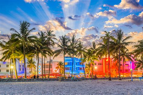 Miami Beach Fl 2018 10 Best Cities For Stem Workers