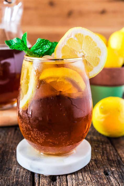 iced tea punch olivias cuisine