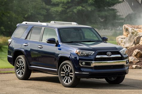 Toyota Four Runner 2014 by 2014 Toyota 4runner Reviews And Rating Motor Trend