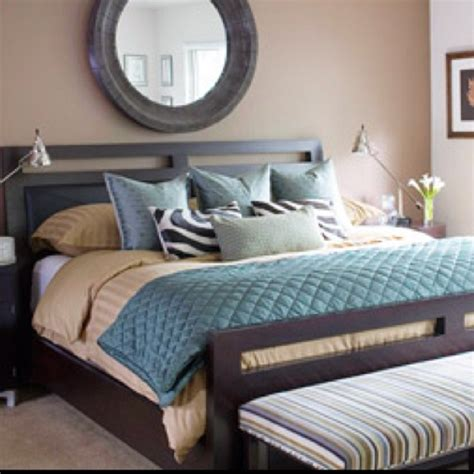 Bedroom Color Schemes With Teal by Color Scheme Teal Grey Brown Colors