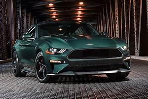 2019 Ford Mustang Bullitt | Uncrate