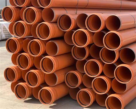Tevi din PVC pentru canalizare exterioara   Cronos SRL