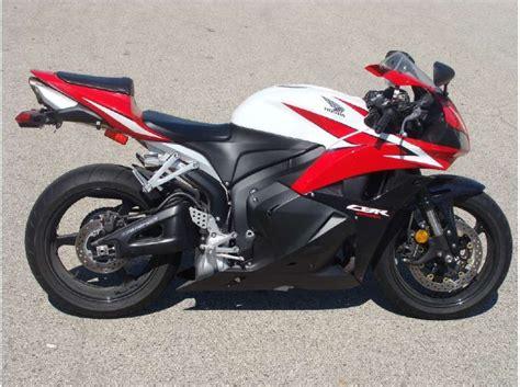 Buy 2009 Honda Cbr600rr On 2040motos