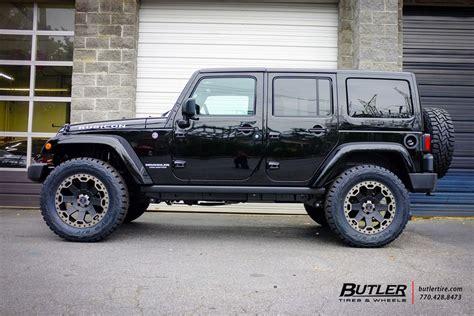 black jeep tires jeep wrangler custom wheels black rhino warlord 20x et