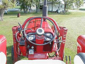 Ih 656 Tractor Wide Front