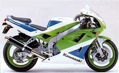 Kawasaki Zxrh Motorcycle Service Repair Manual
