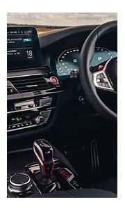 BMW M5 Competition 2020 5K Interior Wallpaper   HD Car ...