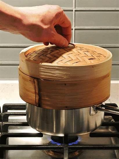Rice Sticky Steaming