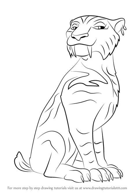 From Ice Age Peaches Coloring Pages
