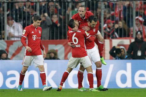 Der Sporttag Fc Bayern Vor Meisterschaft, Klitschko Boxt
