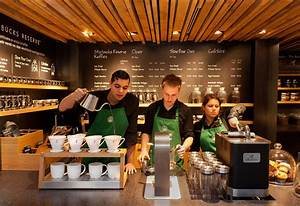 The Bank - A Starbucks Coffee Theatre In Amsterdam