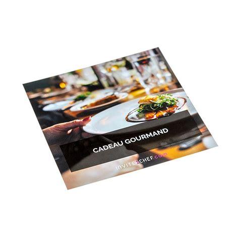 carte cadeau cours de cuisine à domicile pour 2 personnes