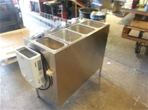 portable concession sink for sale ultimate dog cart product page concession sink
