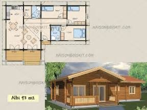HD wallpapers maison bois en kit 78