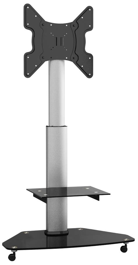 Mit Rollen Höhenverstellbar by Tv Standfu 223 Mit Rollen H 246 Henverstellbar Neigbar Fs0200 11182
