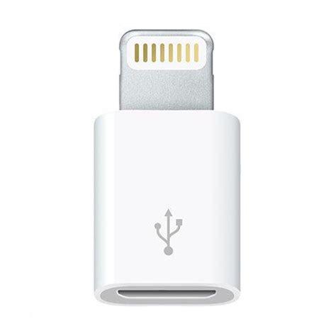 bolcom lightning naar micro usb adapter voor apple ipad miniipad ipad airiphone cs