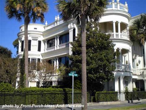 charleston attractions southern home designs