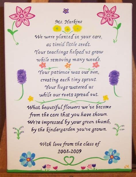kindergarten personalized poem by kimmadsen on 797 | f9d443ab553b23f607e069eb7d718e94