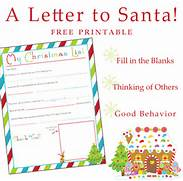Weekend Wandering Living Well Spending Less Gallery For Letters From Santa Claus Write A Letter To Santa Santa Chats Gallery For Santa Claus Letter Template Printable