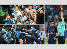 PSG v Marseille – how did the rivalry get so fierce