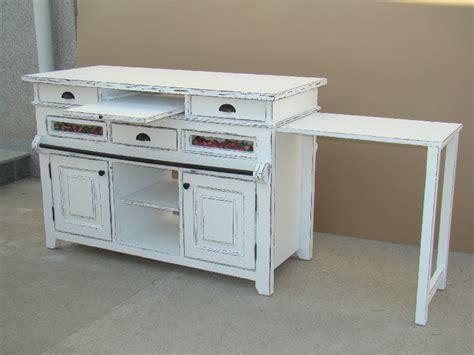 meuble cuisine ilot central ilot central plus table integre meubles cuisine pin