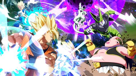 dragon ball fighterz hd wallpapers background images
