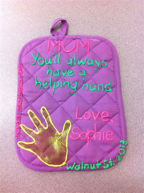 mothers day craft        infant