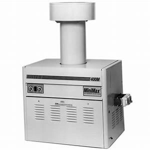 Pentair Minimax Indoor Vent Adapter Nt 150-200 4in