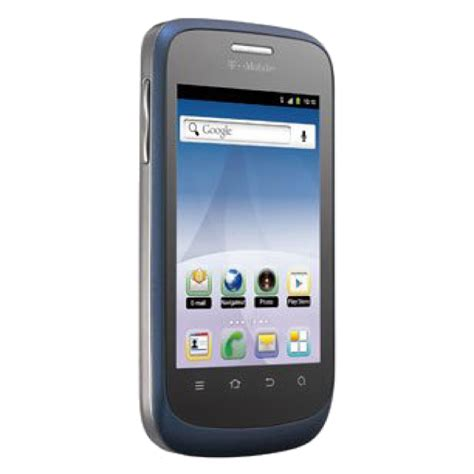 t mobile android phones zte concord v768 basic android phone for t mobile