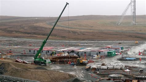 total si e safety tightened at total site shetland