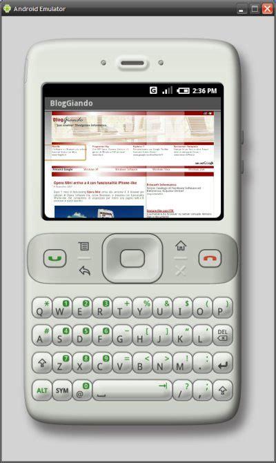 primo cellulare  android presentato al mobile world congress   barcellona mondo