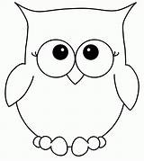 Coloring Owl Pages Cute Hard Adults Popular sketch template
