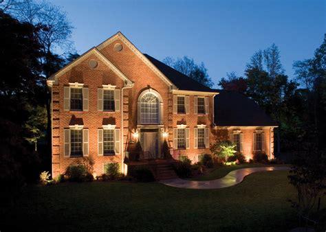 lighting outside house ideas 6 reasons for outdoor lighting kg landscape management