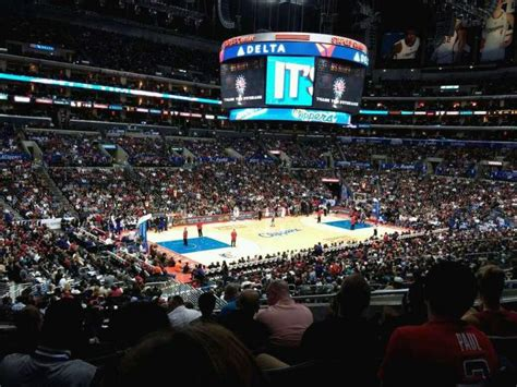 staples center section pr home  los angeles kings