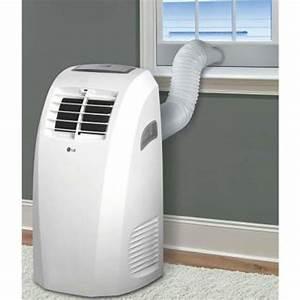 LG LP1015WNR 10,000 BTU Portable Air Conditioner ...