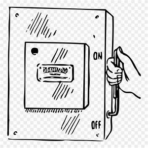 Clipart Electrical Circuit Breaker For Free Download And